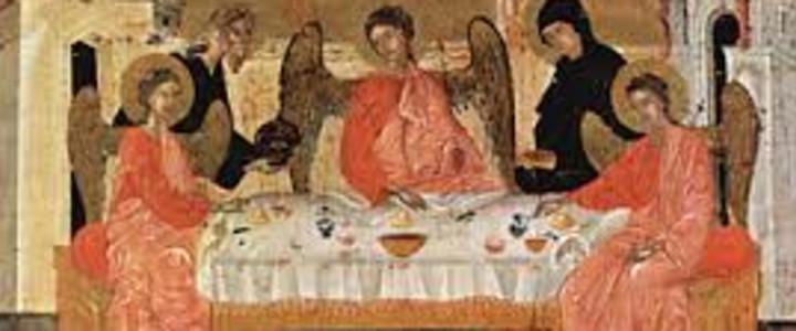 Gäste und Fremdlinge, Mitbürger und Hausgenossen Gottes Blog-Post Bild