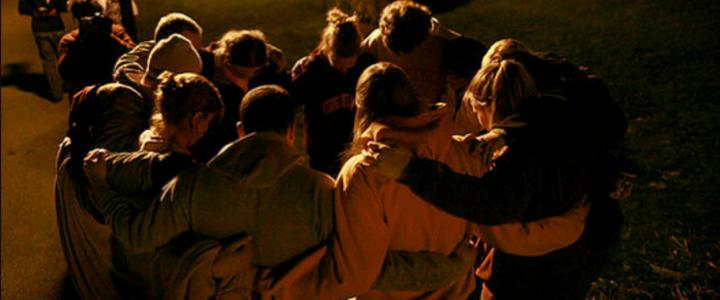 """Gott unter uns"" Blog-Post Bild"