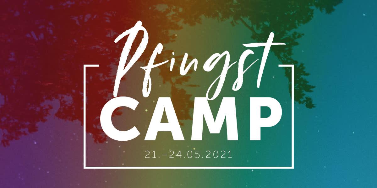 Pfingstcamp 2021 Event Flyer