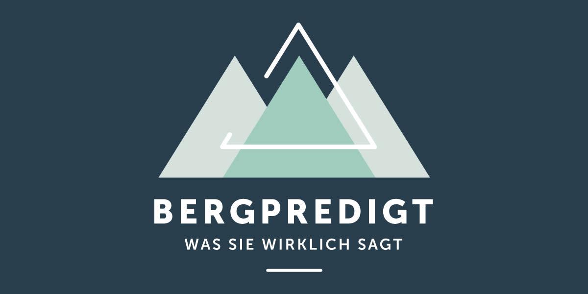 Gottesdienste – Die Bergpredigt Event Flyer