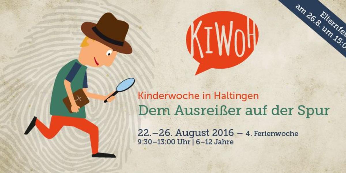 KIWOH 2016 Event Flyer