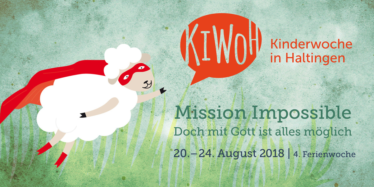 KiWoH 2018 Event Flyer