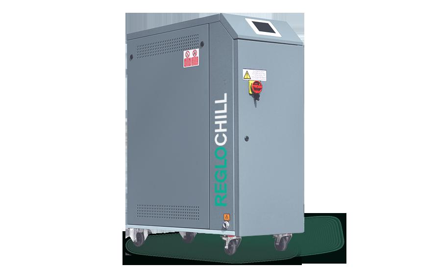 RCWE - Refrigeratori d'acqua con condensazione ad acqua da 7 a 60 kW - Reglochill