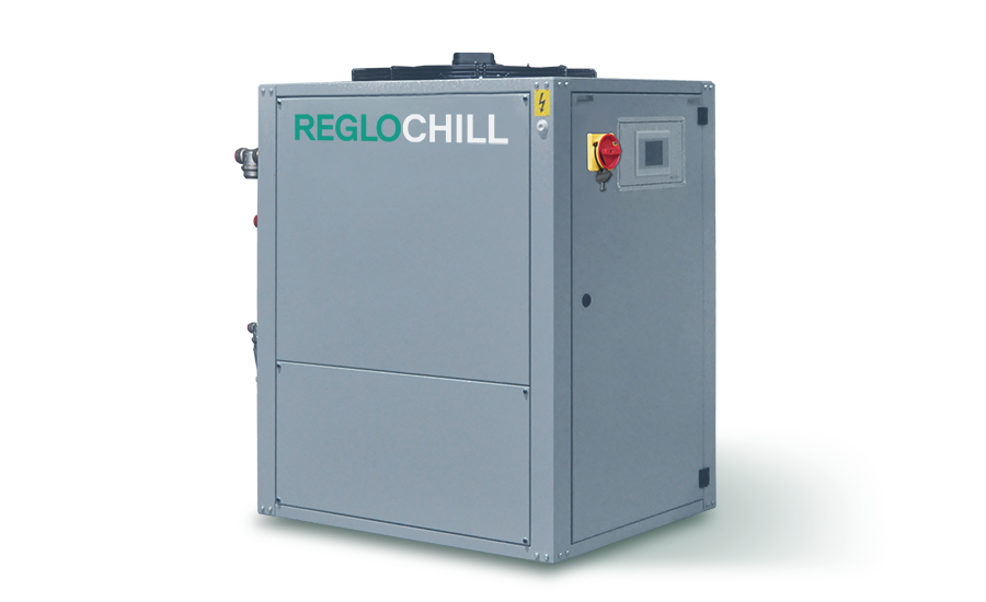 RC2E - Water cooling units with air condensation from 2 kW to 155 kW - Reglochill