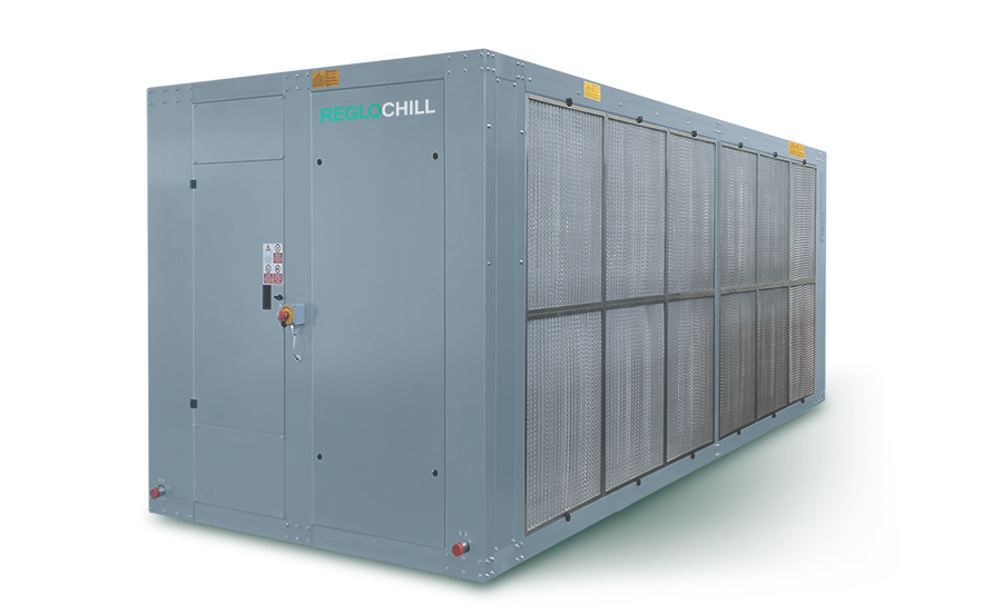 DCW - Dry Cooler Series from 22 kW to 2000 kW - Reglochill