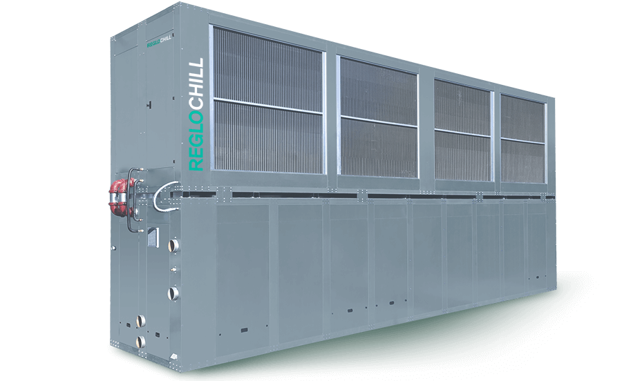 DCG - Air Blast Coolers without glycol from 80 to 2000 kW  - Reglochill