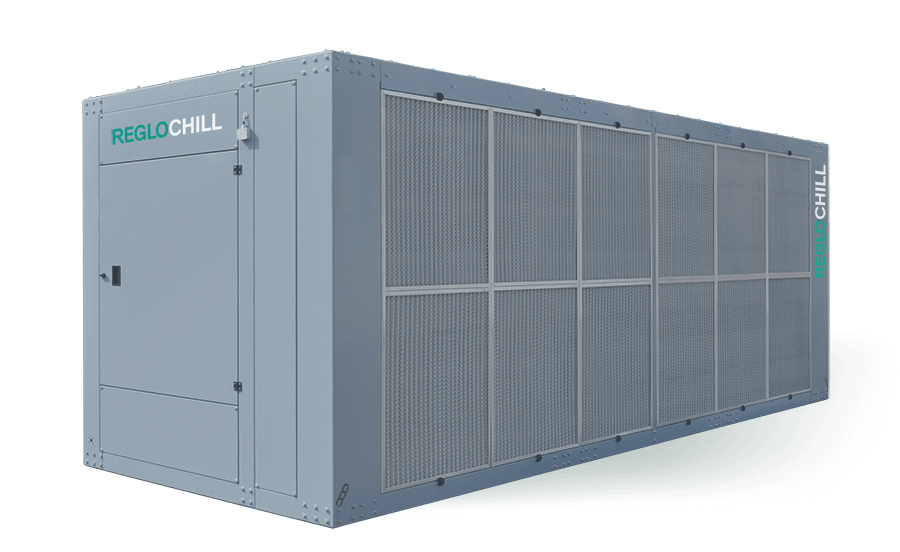 IES - Energy saving integrated cooling system with glycol from 45 kW to 830 kW - Reglochill
