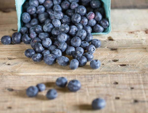 In Season Now: Blueberries