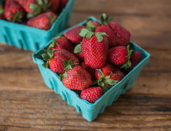Staff Pick: Strawberries and Cream