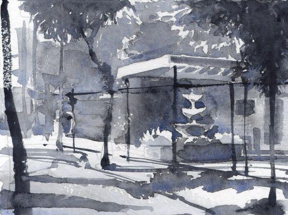 Sketch Rua Avanhandava