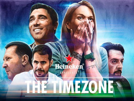 Timezone Heineken