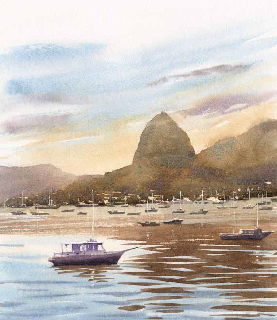 Rio - Suez Brasil