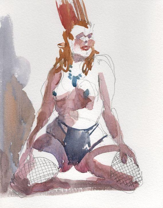 Sketch Marquesa 1