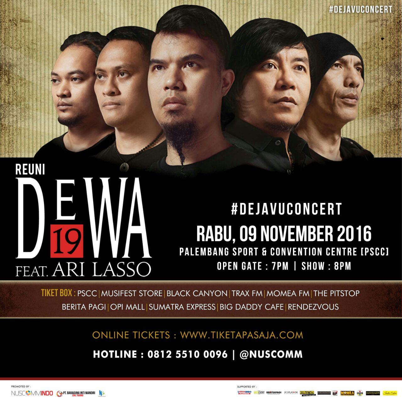 DEWA 19 - Konser De Javu 1