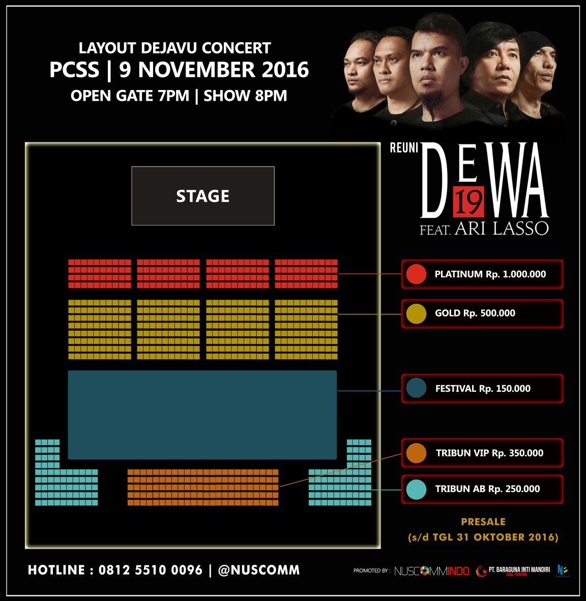 DEWA 19 - Konser De Javu 2