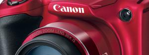 Canon powershot sx400 is announcement hero