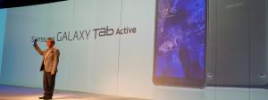 Slim, Ruggedized Samsung Tab Active Debuts at IFA Berlin