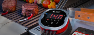 iDevices Announces iGrill2: Monitor Four Pieces of Meat and Your Propane Tank