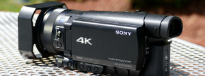 Sony Handycam AX100 Camcorder Review