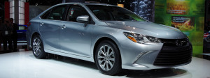 This is the 2015 Toyota Camry