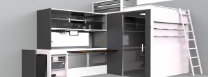 GE Crowdsourced These Tiny Kitchens for the Home of 2030