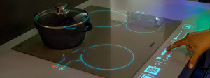 SciFi-Inspired Kitchen Lets You Cook With Light