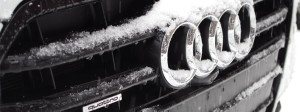 2014 Audi A6 TDI: Snow Day