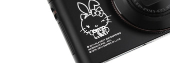 Hello kitty playboy leica hero