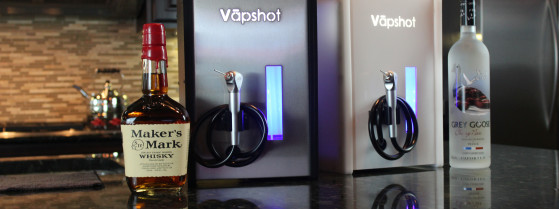 Vapshot mini kitchen hero
