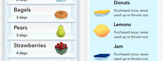 The fridge hero itunes screenshot