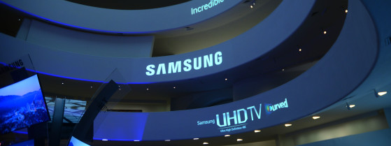 Samsung curved uhd tv hero1
