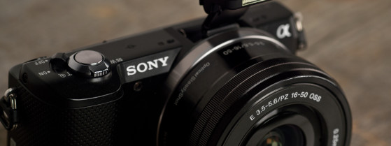 Sony a5000 review hero