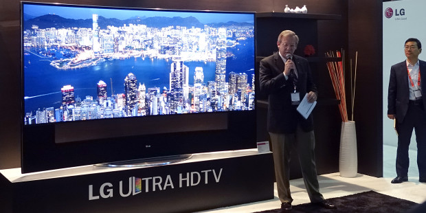 LG Unveils Stateside Pricing and Availability for 4K OLEDs