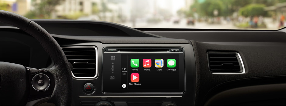 Apple ios carplay hero
