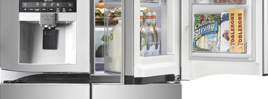 Lg refrigerator hero