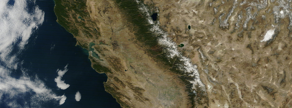 Epic California Drought Could Change the Way We Eat