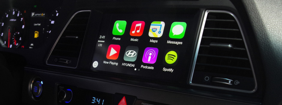 2015 hyundai sonata carplay