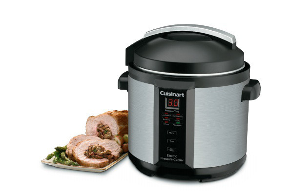 On Sale Electric Pressure Cooker ~ Cuisinart electric pressure cooker on sale at amazon