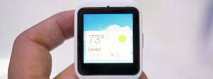Smartwatch 3 hero