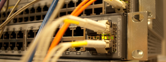 Fiber optic networking