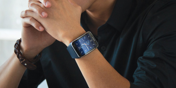 Samsung Announces Its First 3G Smartwatch: The Gear S