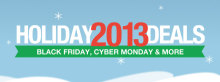 2013 Holiday Deals Guide