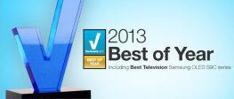 Best of year homepage televisions