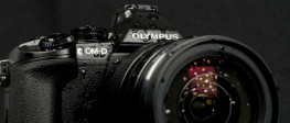 Cameras olympus om d e m1 digital camera