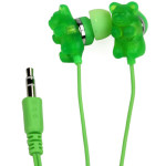 Sakar gummy bear headphones vanity