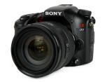 Sony a77 vanity
