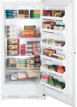 Ge fuf21svrww upright freezer