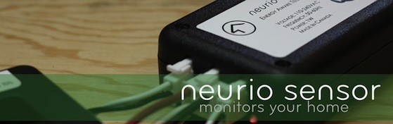 Neurio monitor