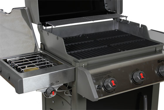 weber spirit e 320 gas grill review grills. Black Bedroom Furniture Sets. Home Design Ideas