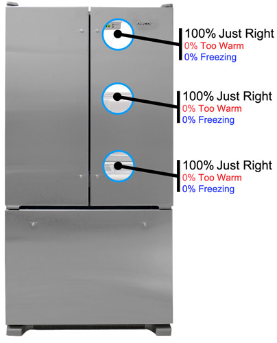 Fridge Temperature Image